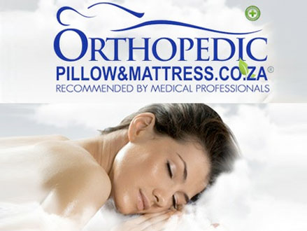 Sleep Easy! Pay R699 for 2 Memory Pro Pillows, valued at R1398 from Orthopedic Pillow and Mattress (50% off). Includes Nationwide Delivery and 5 year guarantee