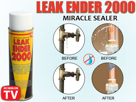 Stop Leaks Fast Pay R139 For Leak Ender The Silicone Spray Sealant Valued