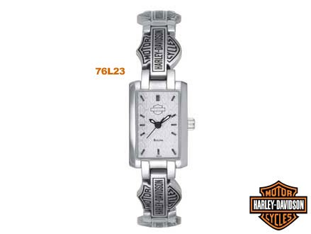 Pay R999 for a Harley Davidson 76L23 Ladies Bracelet Watch, valued at R2949 from DealClick Watches (67% off)