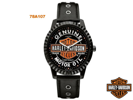 Pay R999 for a Harley Davidson 78A107 Men's Bulova Watch, valued at R2949 from DealClick Watches (67% off)