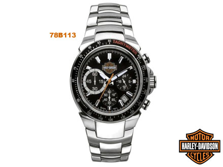 Pay R999 for a Harley Davidson 78B113 Men's Bracelet Watch, valued at R2949 from DealClick Watches (67% off)