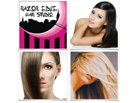 No More Bad Hair Days! Pay R499 for a Brazilian Blowout for Shoulder Length Hair, valued at R1900 (74% off) OR Pay R699 for Long Hair, valued at R2200 (69% off) from Razor Edge Hair Studio