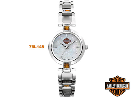 Pay R699 for a 76L148 Harley Davidson Ladies Bracelet watch, valued at R2439 from DealClick Watches (72% off)
