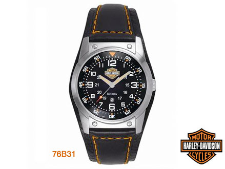 Pay R775 for a Harley Davidson 76B31 Men's Bulova Wrist Watch valued at R2799 from DealClick Watches (73% off). Nationwide Delivery Included