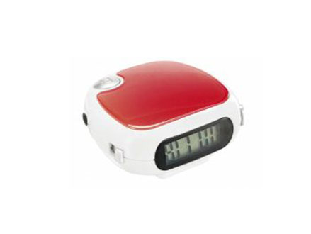 Keep Track of Your Steps! Pay R99 for an Imported Pedometer with FM Radio, valued at R199 from DealClick Collection (50% off). Nationwide Delivery Included