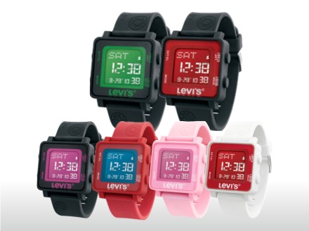 Pay R299.00 for a Levi's Women's Watch in a Range of Funky Colours, valued at R799.00 from DealClick Watches (63% off). Nationwide Delivery Included