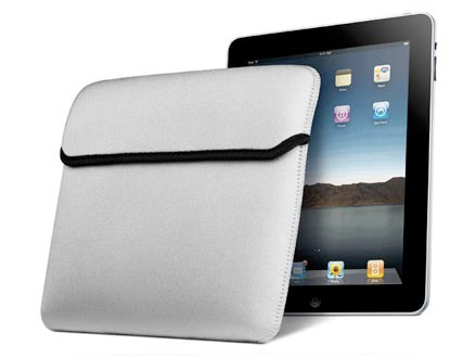 Protect your Ipad or Tablet in Style! Pay R199 for a Black Ipad Pouch with Contrast Trimming, valued at R499 from DealClick Collection (61% off). Nationwide Delivery Included