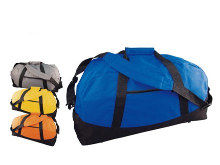 Pay R139 for a Large Nylon Sports Bag, Available in 4 Funky Colours, valued at R399 from DealClick Collection (66% off). Nationwide Delivery Included