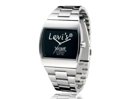 Pay R449 for a Levi's Stainless Steel Men's Watch, valued at R1399 from DealClick Watches (68% off). Nationwide Delivery Included