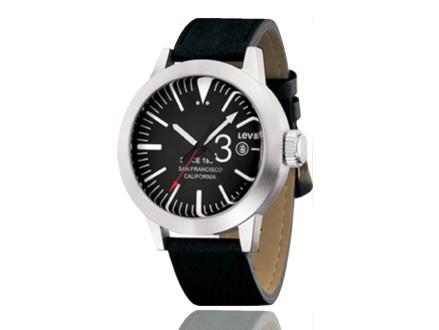 Pay R499 for a Levi's Quartz Black Dial Watch, valued at R1599 from DealClick Watches (69% off). Nationwide Delivery Included
