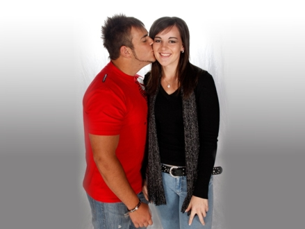 Capture the Romance! Pay Only R145 for a Couple's Photo Shoot including 6 Jumbo Prints, valued at R950 from Complete Make-Up and Photography in Sandton (85% off)
