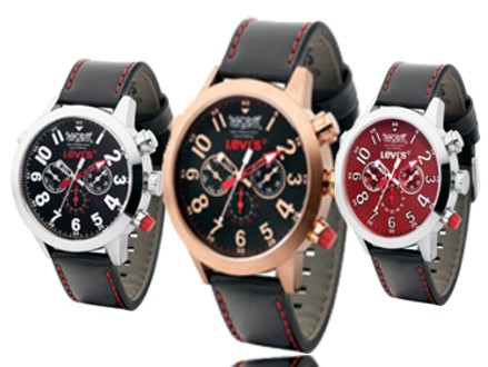 Pay R625 for a Levi's Men's Watch in a Choice of 3 Trendy Colours, valued at R1649 from DealClick Watches (63% off). Nationwide Delivery Included