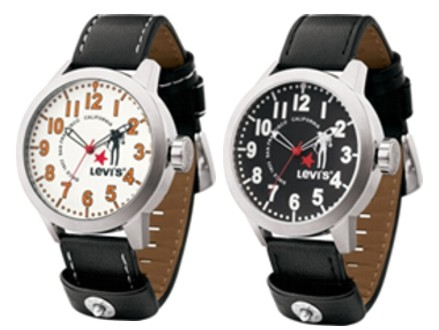 Pay R449 for a Levi's Stainless Steel Leather Band Men's Watch, valued at R1299 from DealClick Watches (66% off). Nationwide Delivery Included