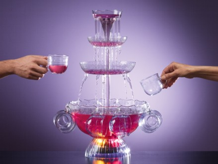 Serve Up Refreshments in Style! Pay R475 for an Illuminated Punch Bowl Party Fountain, valued at R849 from Goodman Trading (45% off). Nationwide Delivery Included