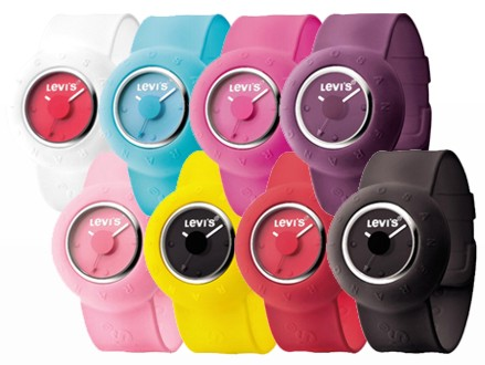 Be Original! Pay R265 for a Levis Unisex Watch in a Range of Fun Colours, valued at R599 from DealClick Watches (56% off). Nationwide Delivery Included