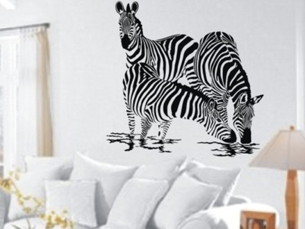 The Latest Decorating Craze! Pay R190 for a Vinyl Decal in a Choice of Different Creative Designs and Various Colours, valued at R430 from Element Creation (60% off). Nationwide Delivery Included