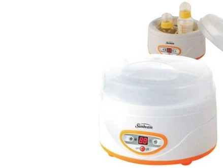 Pay R149 for a Sunbeam Yoghurt Maker Plus Bottle Warmer, valued at R299 (50% off). Nationwide Delivery Included