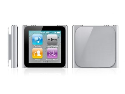 Pay R399 for a Telefunken Touch Screen 8GB MP3 Player, valued at R699 (43% off). Nationwide Delivery Included