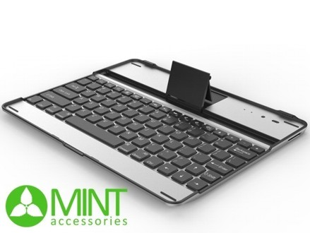 Glam Up Your Ipad! Pay R529 for a Mint Bluetooth Keyboard Case for Ipad 2 and 3, valued at R899 from Mint Accessories (42% off). Nationwide Delivery Included