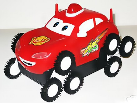 Pay R129 for a Lightning McQueen Mini Car, valued at R229 (% off). Nationwide Delivery Included