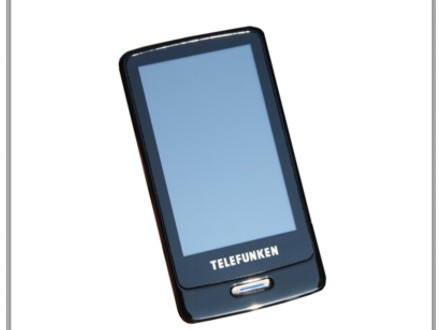 Pay R899 for a Telefunken 16 GB Mp5 Player, valued at R1299 (31% off). Nationwide Delivery Included