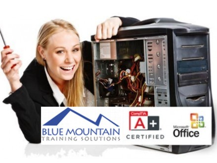 Pay R1115 for a PC Repair and Maintenance Training Package, valued at R13536 from Blue Mountain Training (92% off)