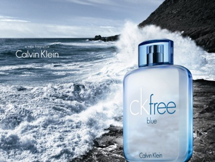 Pay R499 for CK Free Blue for Men, valued at R729 (32% off). Nationwide Delivery Included