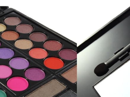 Pay R299 for a Professional 78 Colour Makeup Palette, valued at R650 (54% off). Nationwide Delivery Included