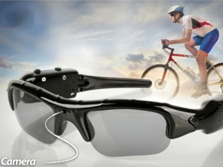 Pay R449 for HD-DV Spy Glasses with Hidden Video Recording Camera, valued at R799 (44% off). Nationwide Delivery Included