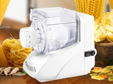 Pay R949 for an Electric Pasta Maker and Sausage Maker, valued at R1399 (32% off). Nationwide Delivery Included