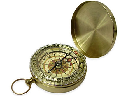 Pay only R259 for this Beautiful Delicate Golden Compass, including National Delivery (worth R518)