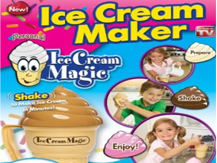 Pay R165 for an Ice Cream Maker, including National Delivery (worth R249)