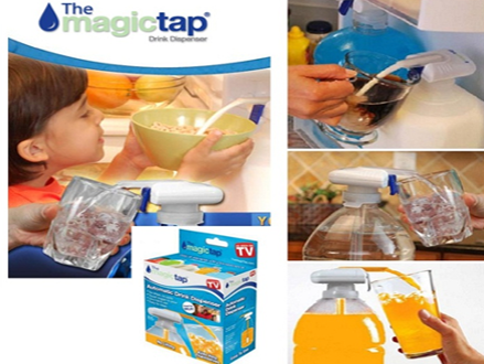Pay R179 for a Magic Tap Automatic Drinks Dispenser, including National Delivery (worth R299)