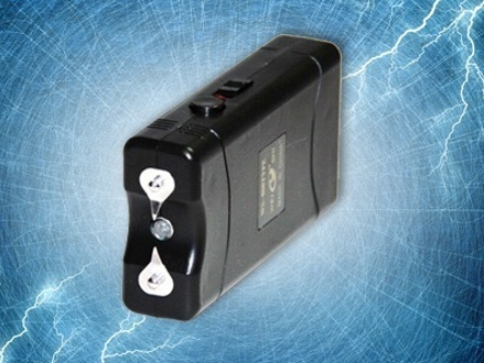 Stay Safe! Pay R149 for a Super Voltage Pulse Self-Protection Stun Gun, valued at R299. Nationwide Delivery Included