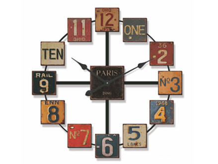 Pay R399 for a Stunning Wall Clock, including National Delivery (worth R750)