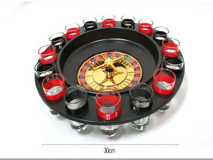 Pay R199 for a Drinking Roulette Game, including National Delivery (worth R399)