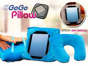 Pay R169 for this Stylish GOGO Pillow 3-in-1 Comfortable Companion, valued at R369. Nationwide Delivery Included