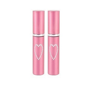 Pay R129 for 2 x Pink Pepper Spray for Ladies Including National Delivery Valued at R260