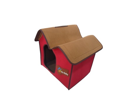"""Pay R299, for an """"W-Shaped Roof"""" Pet House for Small Pets Including National Delivery Valued At R599"""