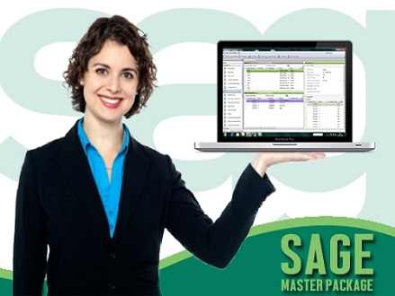 Pay R9127 For A Sage Master Package 2014: Sage Lab, Sage Payroll 1 & 2, Sage 50 , Excel & Book Keeping Basics Online Course Valued At R32904 From Blue Mountain Training
