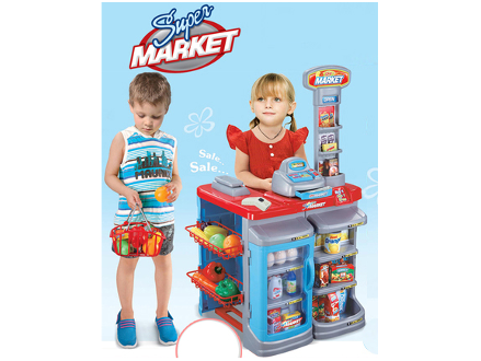 Pay R469 For A Luxury Supermarket Play Set Including National Delivery Valued R799