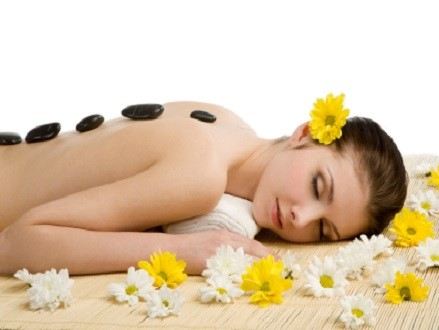 """Pay R449 for a 75 Minute """"Hot-stone""""Facial Plus a 90 Minute """"Hot-Stone""""Full Body Massage Valued at R950"""