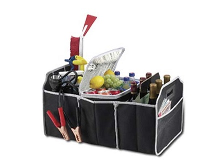 Pay R149 For An Adjustable Car Boot Compartmental Organiser, Valued At R299 Including National Delivery