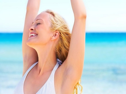Pay R300 for Three Sessions of IPL Underarm Laser Hair Removal, valued at R1050 from Claire's Beauty and Wellness