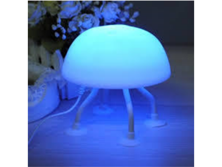 Pay R269 For A Jellyfish Lamp White Light, Valued At R539 Including National Delivery