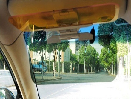 Pay R249 for a CLIP-ON Day & Night Anti-Glare Visor valued at R499 Including National Delivery