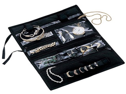 Pay R115 For a Travel Jewelry Roll, Valued at R229 Including National Delivery