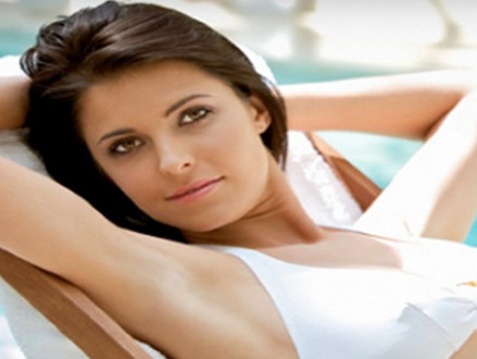 Pay R180 for 1 Session of IPL Laser Hair Removal of Underarm area Valued R600
