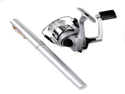 Pay R199 for a Mini Fishing Rod, Choose from 3 Colours valued at R399 Including National Delivery