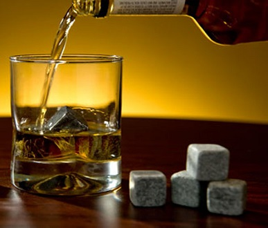 Pay R129 for a set of WHISKY STONES, ICE MELTS valued at R239.